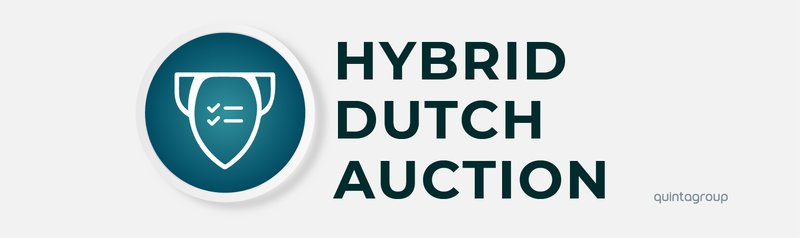 Hybrid Dutch Auction SaaS