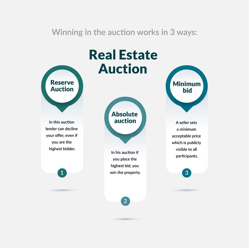 Real-Estate-auction-winning